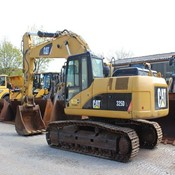 Caterpillar – 2008 – 325 DL Used Crawler Excavator for Sale